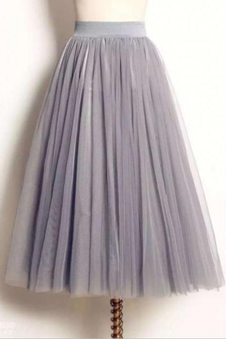 Maxi Skirt 3 Colors