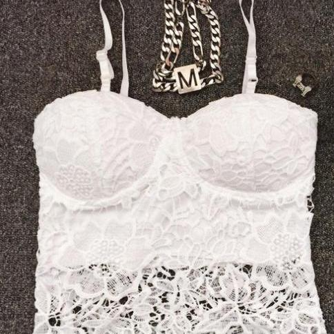 Sexy Lace Top, Lace Top, Top, Lace Clothing, Summer Top, Girls Top, Lovely Top